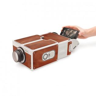 Проектор для смартфона Smartphone Projector 2.0 Luckies