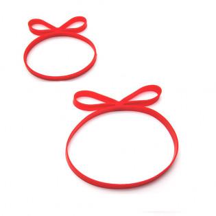 Набор резинок для декора подарков Gifted Monkey Business