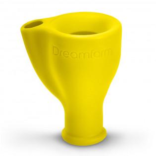 Насадка на водопроводный кран Tapi Dreamfarm Желтая