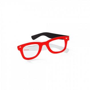 Закладка для книги Reading Glasses Donkey Красная