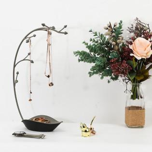 Органайзер для украшений Orchid Umbra Темный Металл