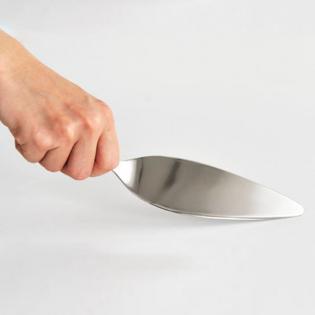 Лопатка для торта Eat.it Alessi Полированная сталь