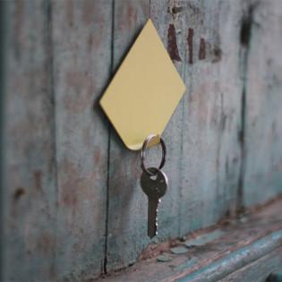 Держатель для ключей и записок Key Note Monkey Business