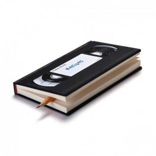 Скетчбук Видеокассета Peleg Design