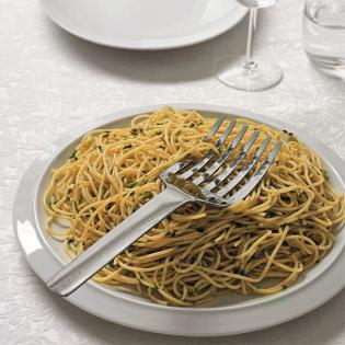 Сервировочная вилка для спагетти Tibidabo Alessi Нержавеющая сталь