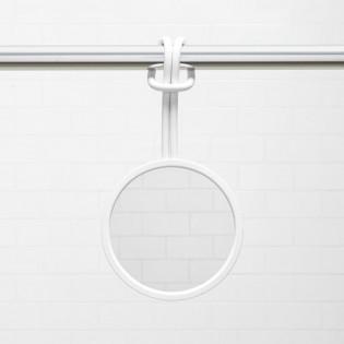 Зеркало для душа Flex Umbra Белое