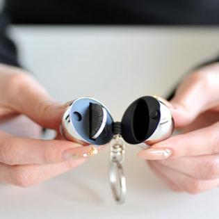 Брелок для ключей / держатель для монеты Bon Bon Alessi