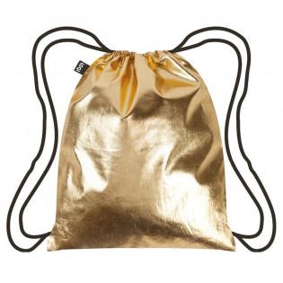 Рюкзак METALLIC Gold LOQI