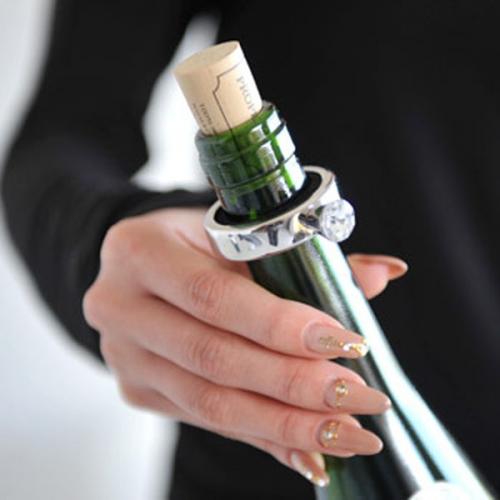 Антикапля для бутылок Noe Wine Alessi Нержавеющая сталь