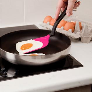 Лопатка кухонная Chopula Dreamfarm Розовая