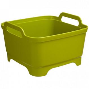 Емкость для мытья посуды со сливом Wash & Drain Joseph Joseph