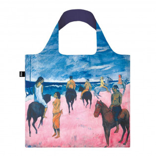 Сумка для покупок складная PAUL GAUGUIN Horseman on the Beach 1902 LOQI