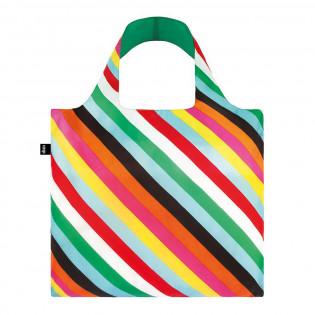 Сумка для покупок складная POP Stripes LOQI