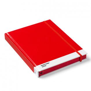 Блокнот Large PANTONE Red 2035