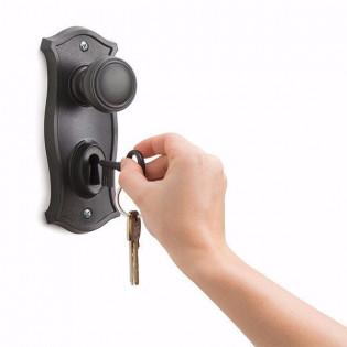Настенный крючок и держатель для ключей Doorman OTOTO Черный