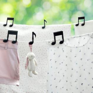 Набор прищепок Musiclips OTOTO