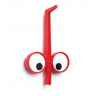 Держатель кухонных принадлежностей Look Hook Peleg Design Красный