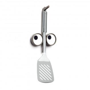 Держатель кухонных принадлежностей Look Hook Peleg Design Серый