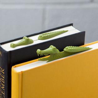 Закладка для книги Crocomark Peleg Design
