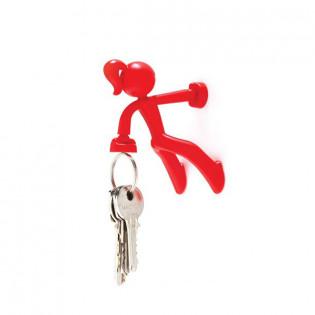Держатель для ключей Key Petite Peleg Design Красный
