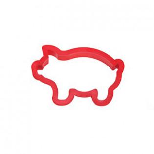 Форма для бутербродов Piggy Party Animals Peleg Design