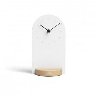 Настольные часы Sometime Umbra Белые / Natural