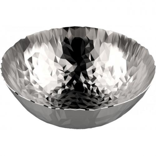 Фруктовница (корзинка для фруктов) Joy n.11 Alessi Полированная сталь