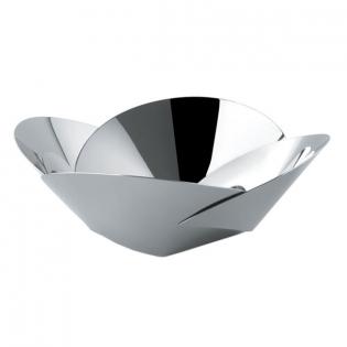 Фруктовница (корзинка для фруктов) Pianissimo Alessi Полированная сталь