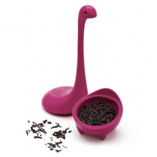 Силиконовый заварник для чая Baby Nessie OTOTO Фиолетовый