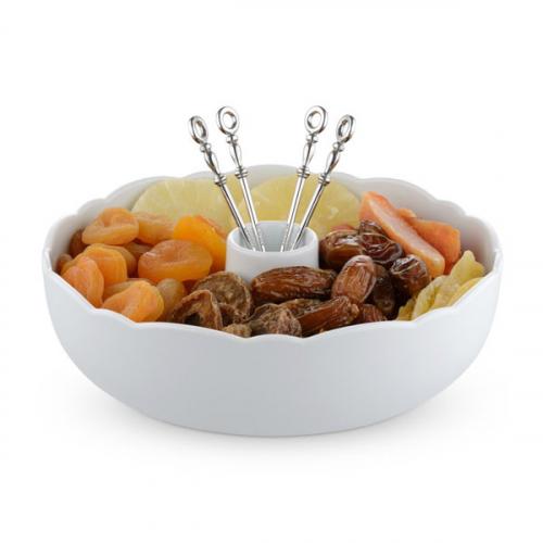 Набор шпажек для фруктов Hors-d'oeuvre Alessi Нержавеющая сталь