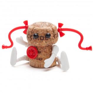 Набор украшений для пробки Rag Doll Ann Corkers Classics Monkey Business