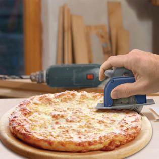 Нож для пиццы Pizza Boss Fred and Friends