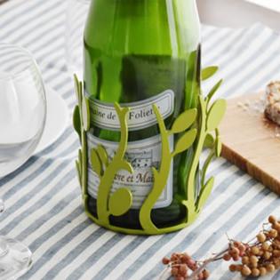 Подставка для оливкового масла Oliette Alessi Зеленая
