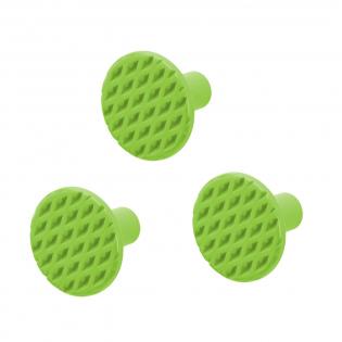 Набор настенных крючков Nail Wall Hook PO Selected Зеленые