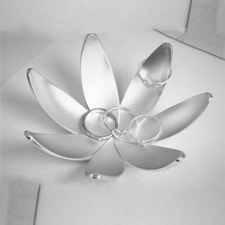 Органайзер для украшений Magnolia Umbra Хром / Матовый хром