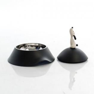 Миска для собак Lula Alessi Черная