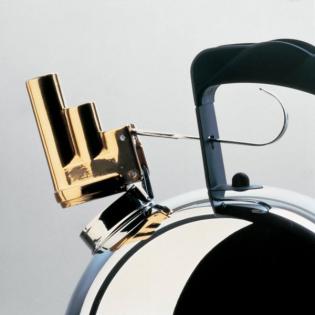 Чайник с мелодичным свистком 9091 FM Alessi