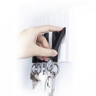 Ключница настенная и брелки для ключей Key Piano Qualy