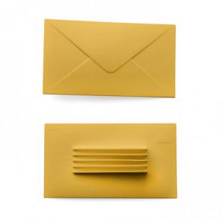 Стоппер для двери You've Got Mail Qualy Коричневый