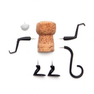 Набор украшений для пробки Monkey Animal Corker Monkey Business