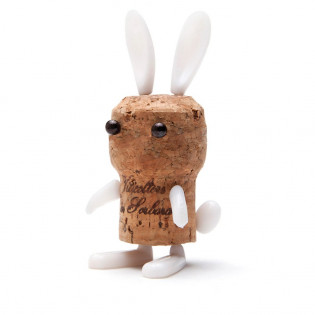 Набор украшений для пробки Bunny Animal Corker Monkey Business