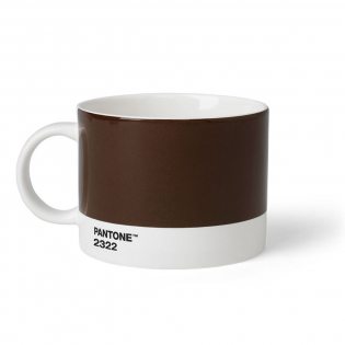Чашка для чая PANTONE Living Brown 2322