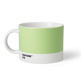 Чашка для чая PANTONE Living Light Green 578