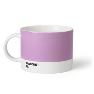 Чашка для чая PANTONE Living Light Purple 257