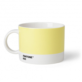 Чашка для чая PANTONE Living Light Yellow 600