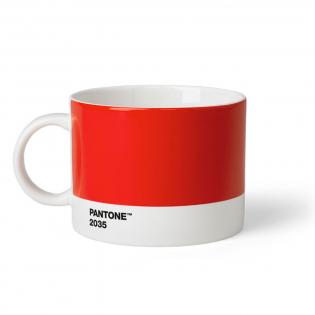Чашка для чая PANTONE Living Red 2035