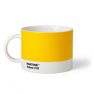 Чашка для чая PANTONE Living Yellow 012