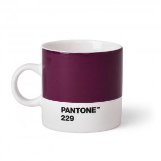 Чашка эспрессо PANTONE Living Aubergine 229