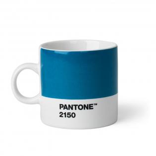 Чашка эспрессо PANTONE Living Blue 2150