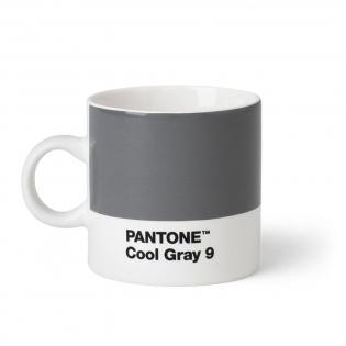 Чашка эспрессо PANTONE Living Cool Gray 9